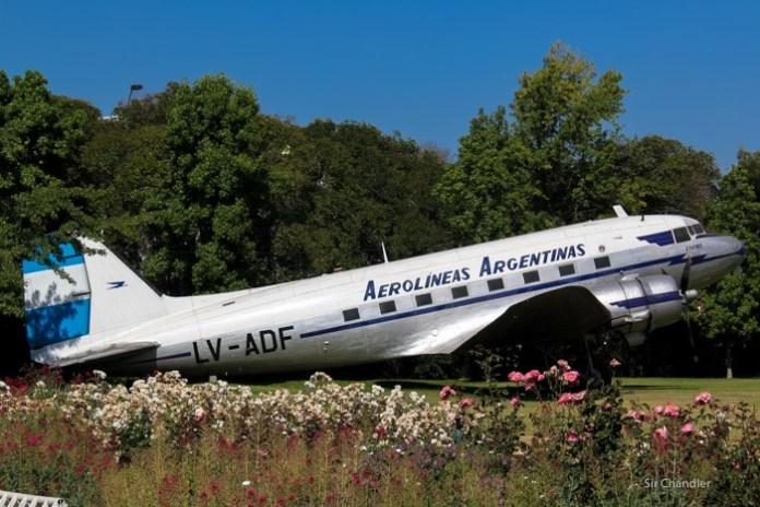 museo-aviacion-chile-dc3-aerolineas