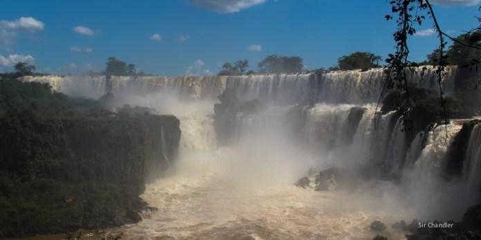 Algunas observaciones turísticas de Cataratas del Iguazú