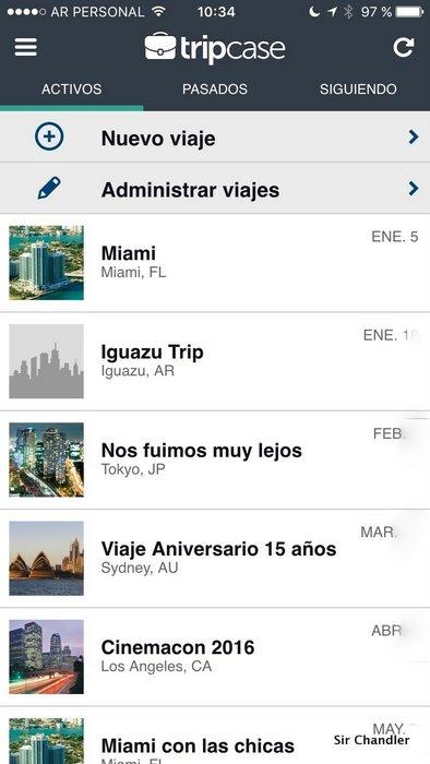tripcase-viajes