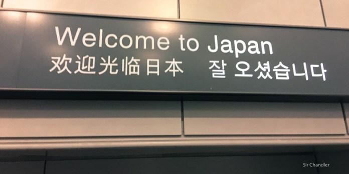 Volando a Tokio con United