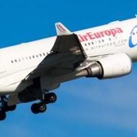 Air Europa canceló pasajes de una oferta loca