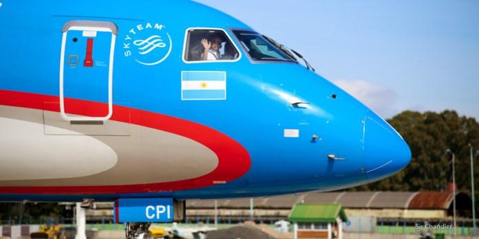 Bahía Blanca y Ushuaia con más destinos de Aerolíneas Argentinas