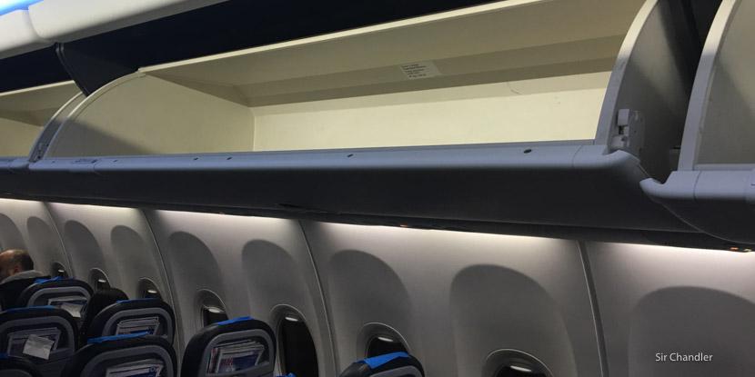 Aerolíneas Argentinas sube el peso permitido en equipaje de mano para cabotaje