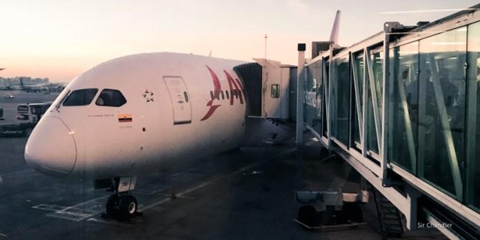 Avianca pasa a diario Bogotá con el Boeing 787