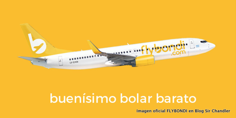 Flybondi ¿con Boeing 737 y livery listo?