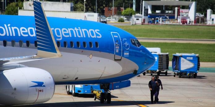 Aerolíneas Argentinas con nuevo presidente