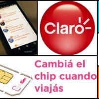 Opciones para usar el celular de viaje en el exterior: resumen