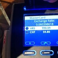 ¿Conviene pesificar las compras en el exterior con la tarjeta de crédito?