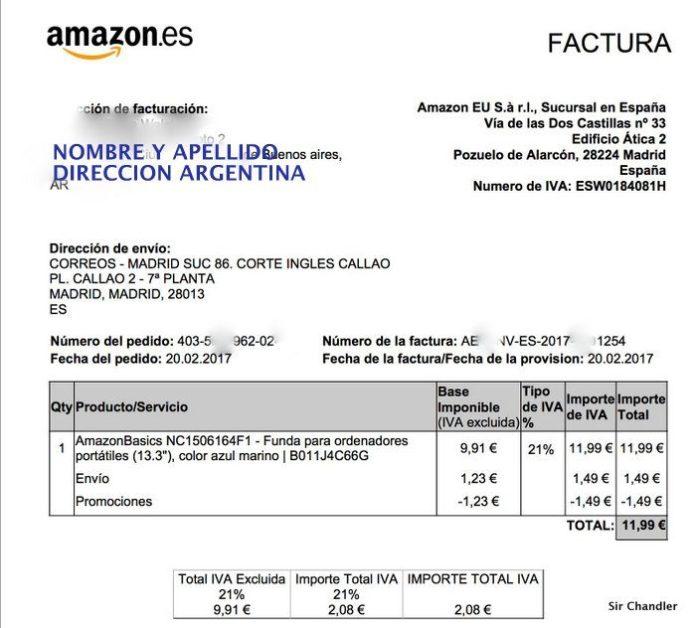 factura-amazon