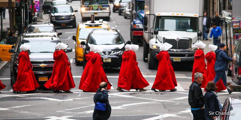 Cosas que se ven sólo en Nueva York