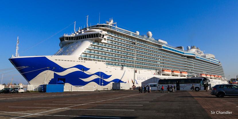 Resumen del crucero por el mar Báltico con Princess ¿Cómo? ¿Cuándo? ¿Cuánto?