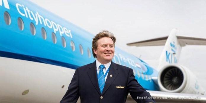 La que le faltaba a KLM…