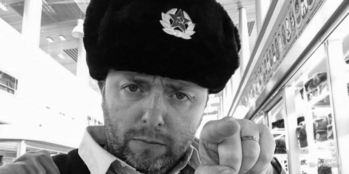 ¿Cómo es entrar en Rusia? (spoiler: a cara de perro)