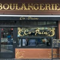 Co-Pain, una panadería francesa en Buenos Aires