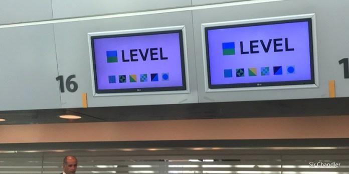 Level: que si, que no