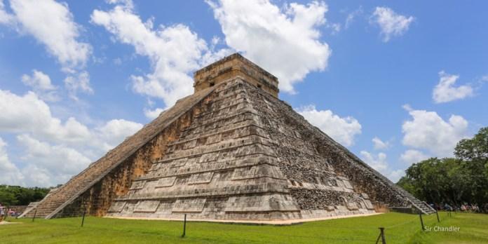 Chichén Itzá, cerca de Cancún y Playa del Carmen