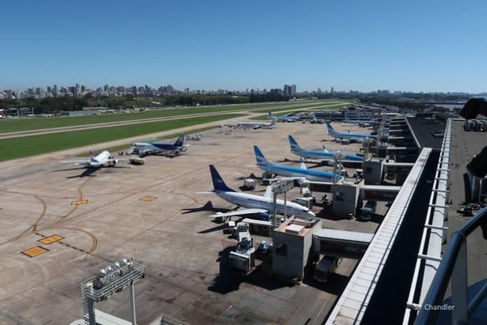 Cerrarán Aeroparque tres días por el G20 ¿donde corno irán los vuelos?