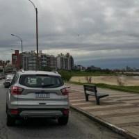 De Montevideo a Punta del Este en una Ford Kuga - time lapse