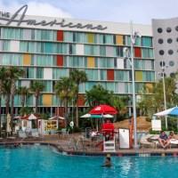 El Cabana Bay Beach Resort de Universal Orlando