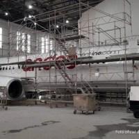 Andes en la espera de su tercer Boeing 737