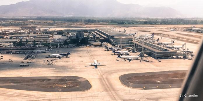 Sobre equipaje despachado y conexiones separadas