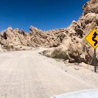 Un balance de tres GPS en el celular durante el viaje por Salta