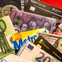 Consejos del 2018 para gastar en los viajes por el exterior