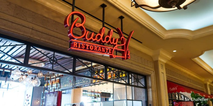 Volviendo al restaurante de Buddy en Las Vegas (Cake Boss)