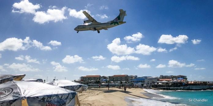 La peregrinación a St Maarten