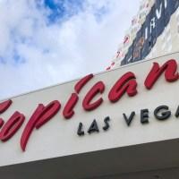 El hotel Tropicana de Las Vegas