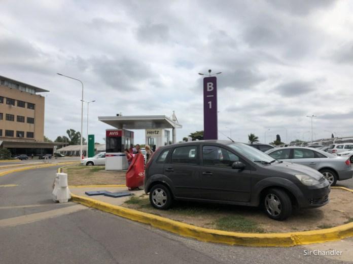 AA2000 frenó la promo de estacionamiento en Ezeiza