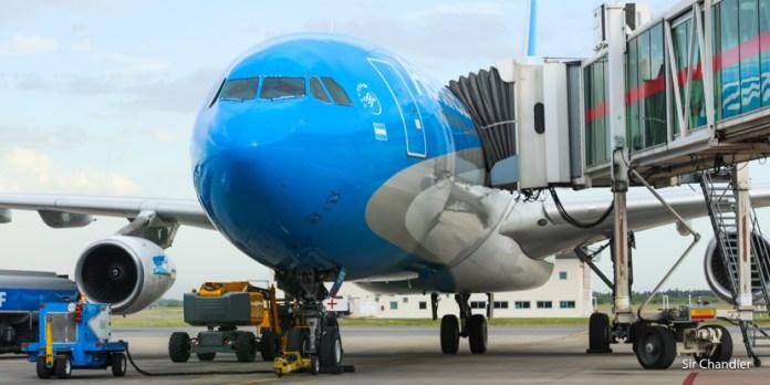 Aerolíneas Argentinas busca 16 aviones de cabina ancha