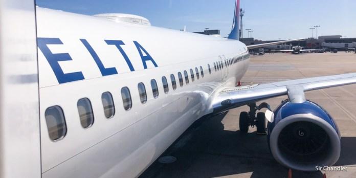 De Fort Lauderdale a Las Vegas vía Atlanta con Delta