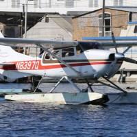 Un vuelo en hidroavión por Seattle