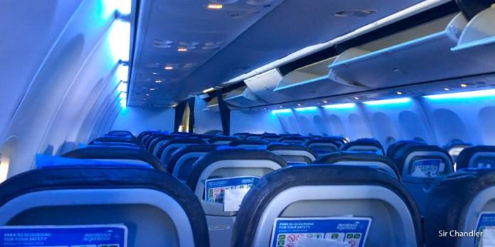 Mis próximos 10 vuelos (a pleno cabotaje)