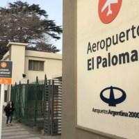 El palomar: mejoraron el sistema de guía en el aterrizaje