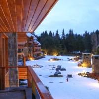 Hotel Llao Llao: el ala moreno