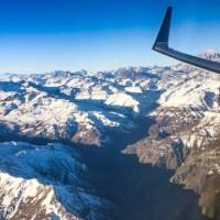 Vuelo a Santiago de Chile ¿Se mueve el avión arriba de la cordillera?