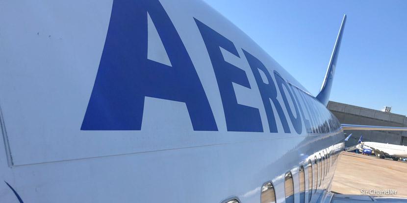 Aerolíneas Argentinas pasa a diario Bogotá, pero con 737