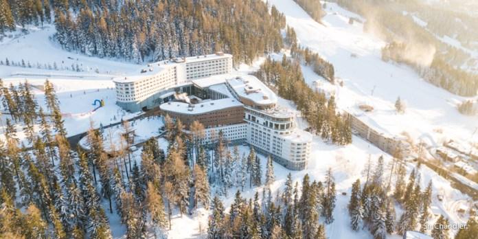 Club Med Les Arcs en los alpes franceses