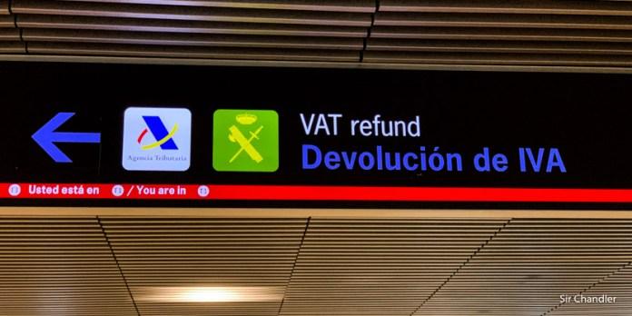 Devolución de IVA en España: sistema más ágil de aduana