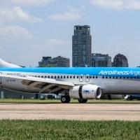 Aerolíneas Argentinas con 12 cuotas con todas las VISA