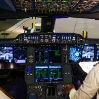 Vuelo París San Pablo en business de un Airbus 350 de LATAM