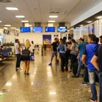 Pocos días más de vuelos a Brasil, Chile y Paraguay desde Aeroparque