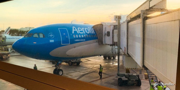 Vuelo a Miami con Aerolíneas Argentinas – crónica