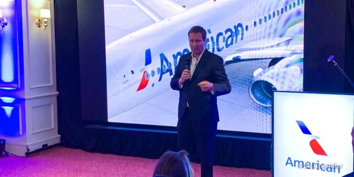 American Airlines presentó su vuelo Córdoba Miami y hablaron de los vuelos en general