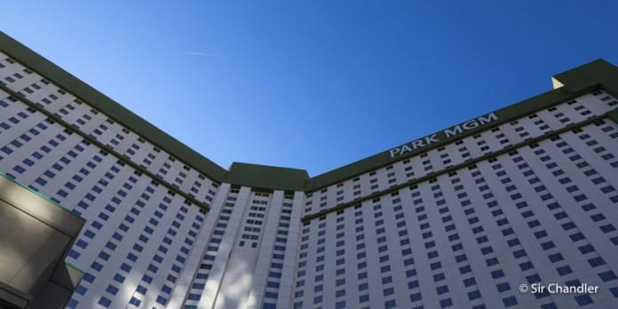 El hotel PARK MGM de Las Vegas
