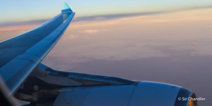 Las millas del pasaje endosado desde Latam hacia Aerolíneas Argentinas a Miami