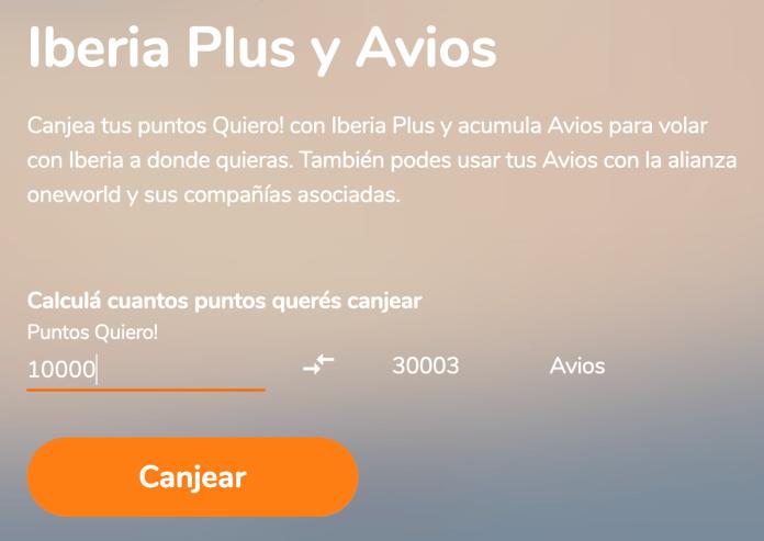 Avios y Quiero! del Banco Galicia ¿Qué pasa?