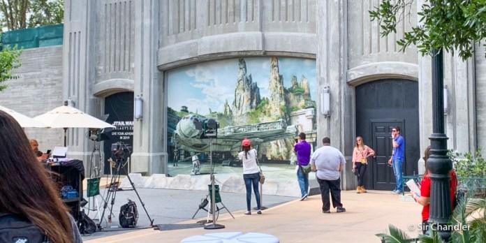 El sector de Star Wars en Orlando que abre en agosto (sin imágenes exclusivas)